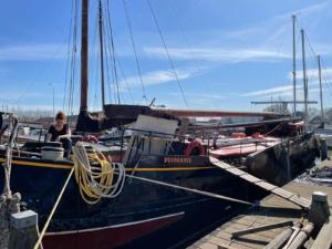 Grote Zuiderzee zonder mast