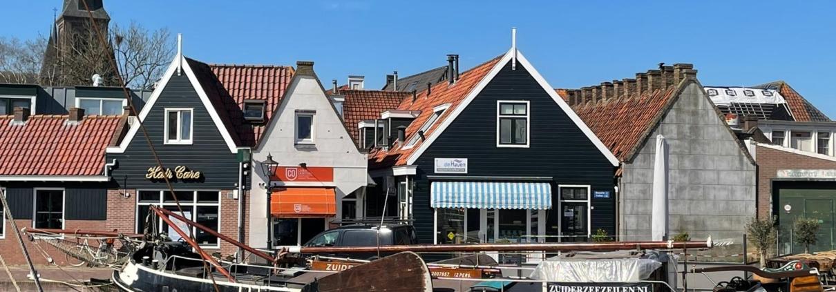 Kleine Zuiderzee zonder mast